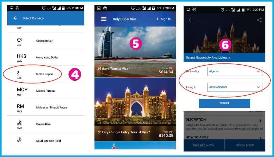 How To Get Tourist Visa For Dubai
