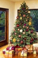 christmas tree decorations idea