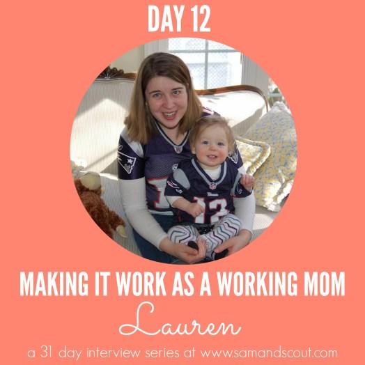 Day 12 - Lauren