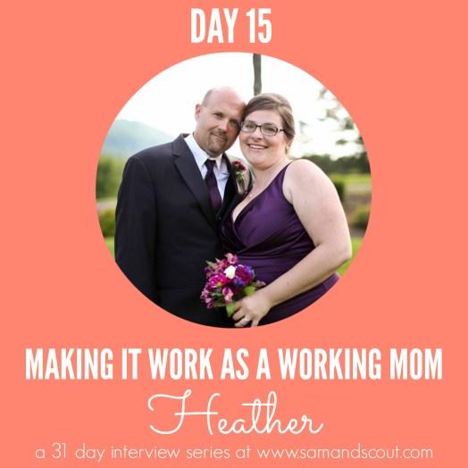 Day 15 - Heather