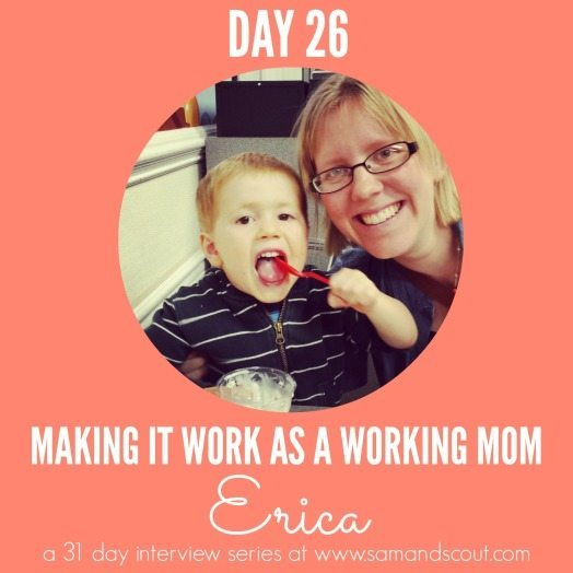Day 26 - Erica
