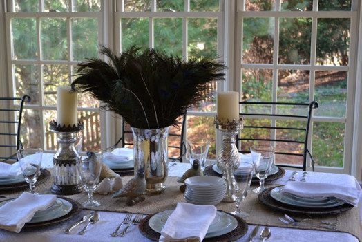 How To Host A Thanksgiving Table Decorating Contest
