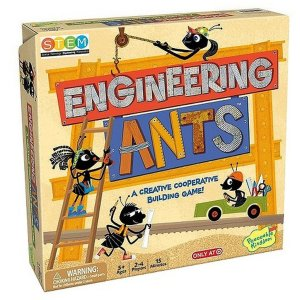 Engineering Ants