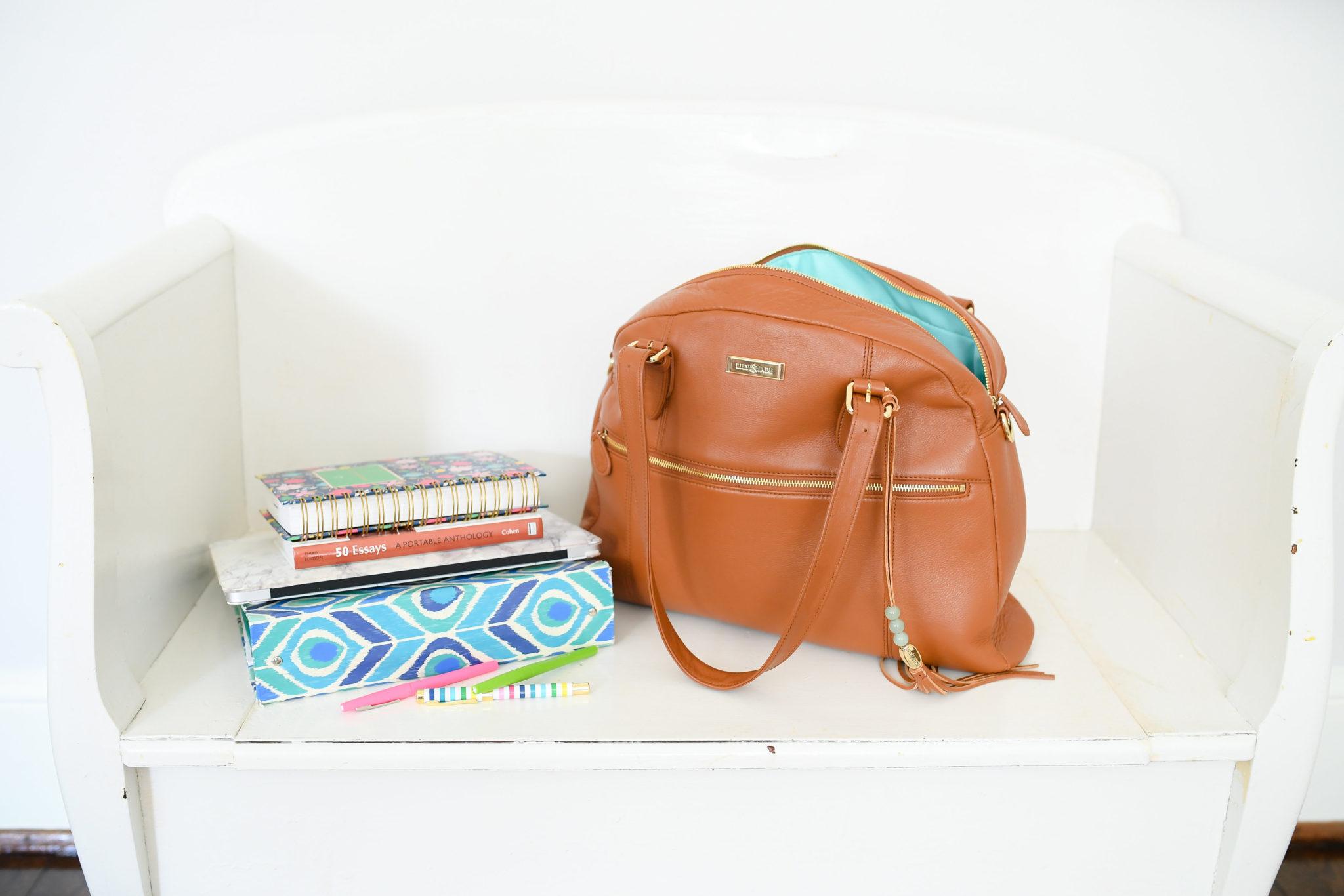 The Perfect School Bag for Teacher-Moms