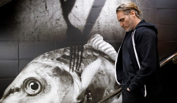 "Joaquin Phoenix Says Eating Animals Is ""So F*cked Up."" Here's Why."