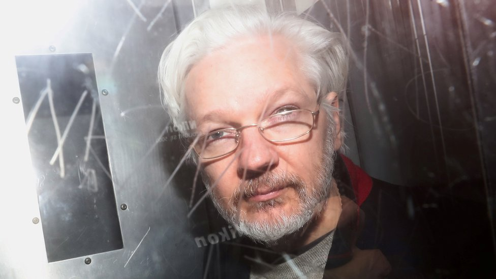 "Julian Assange Extradition Verdict ""Win"" Is A Life Sentence In The Making."