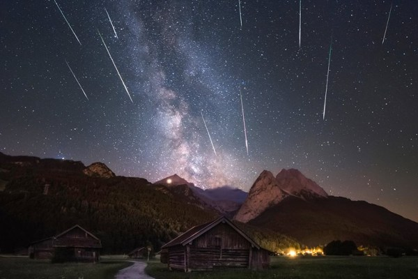 Don't Miss the Dazzling Perseid Meteor Shower this August!