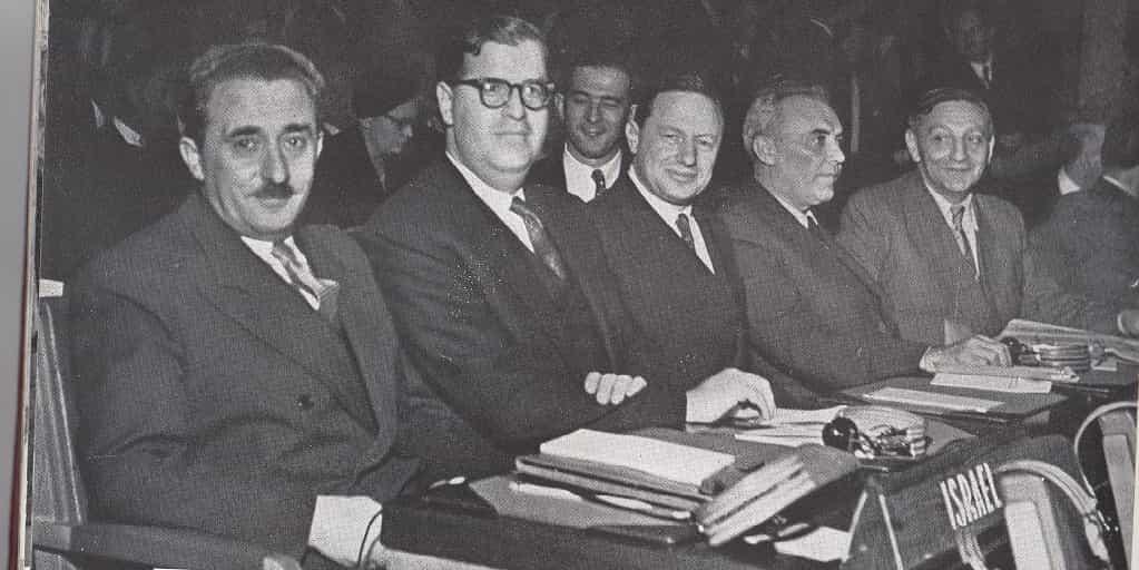 Anniversary of November 29, 1947