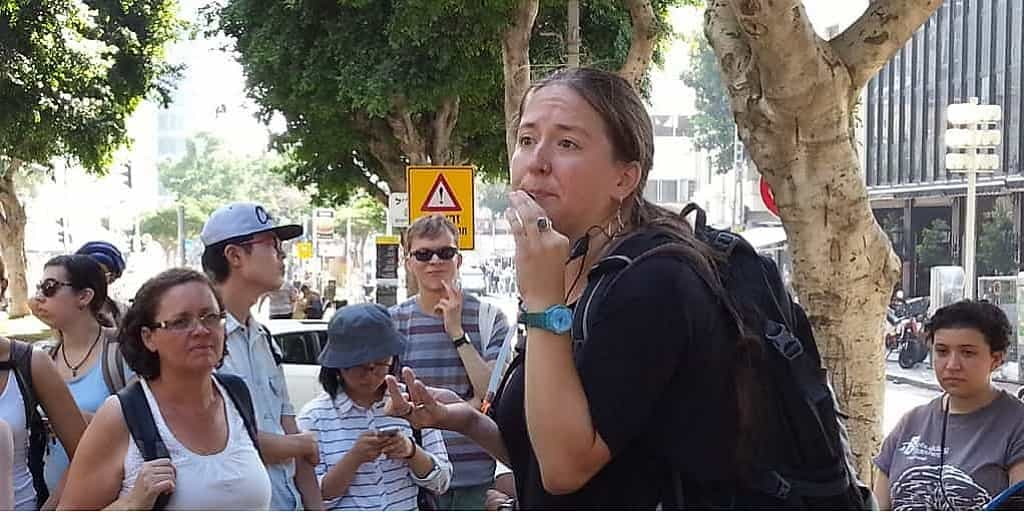 A Private Tour Guide's Aliyah