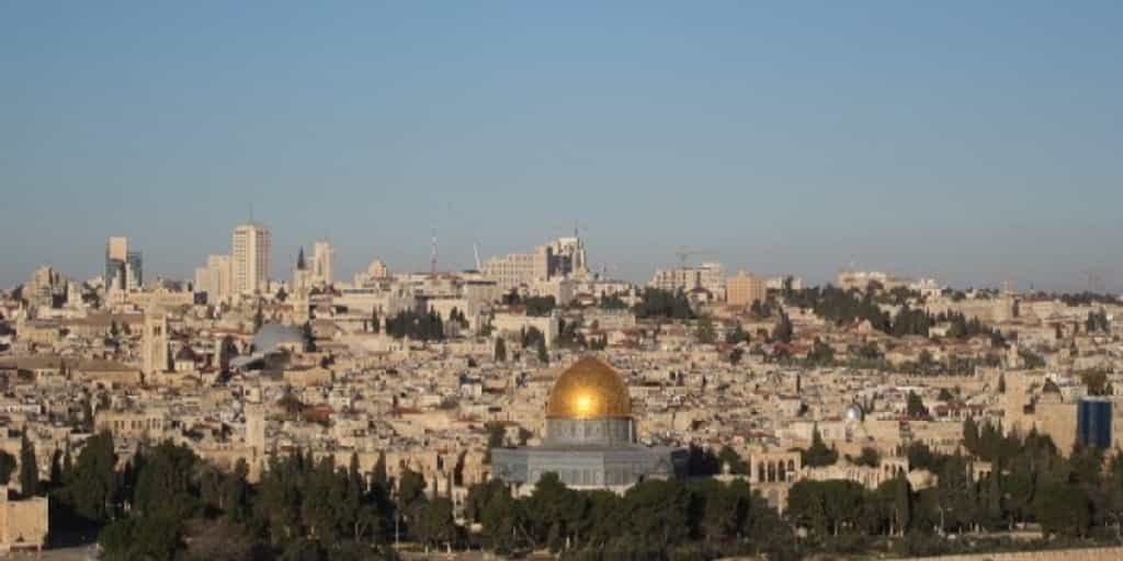 Why is the Holy City of Jerusalem SO important?