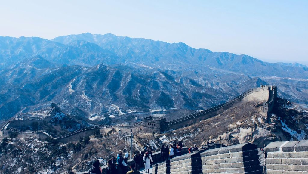 Samantha Marie Blog | Great Wall of China