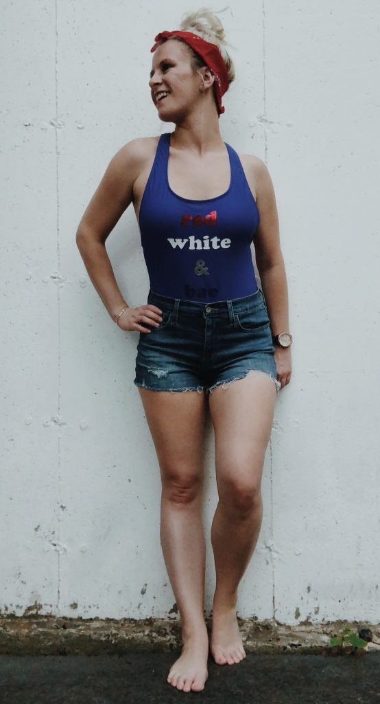 Life Update | Red, White + Bae 4th of July One Piece