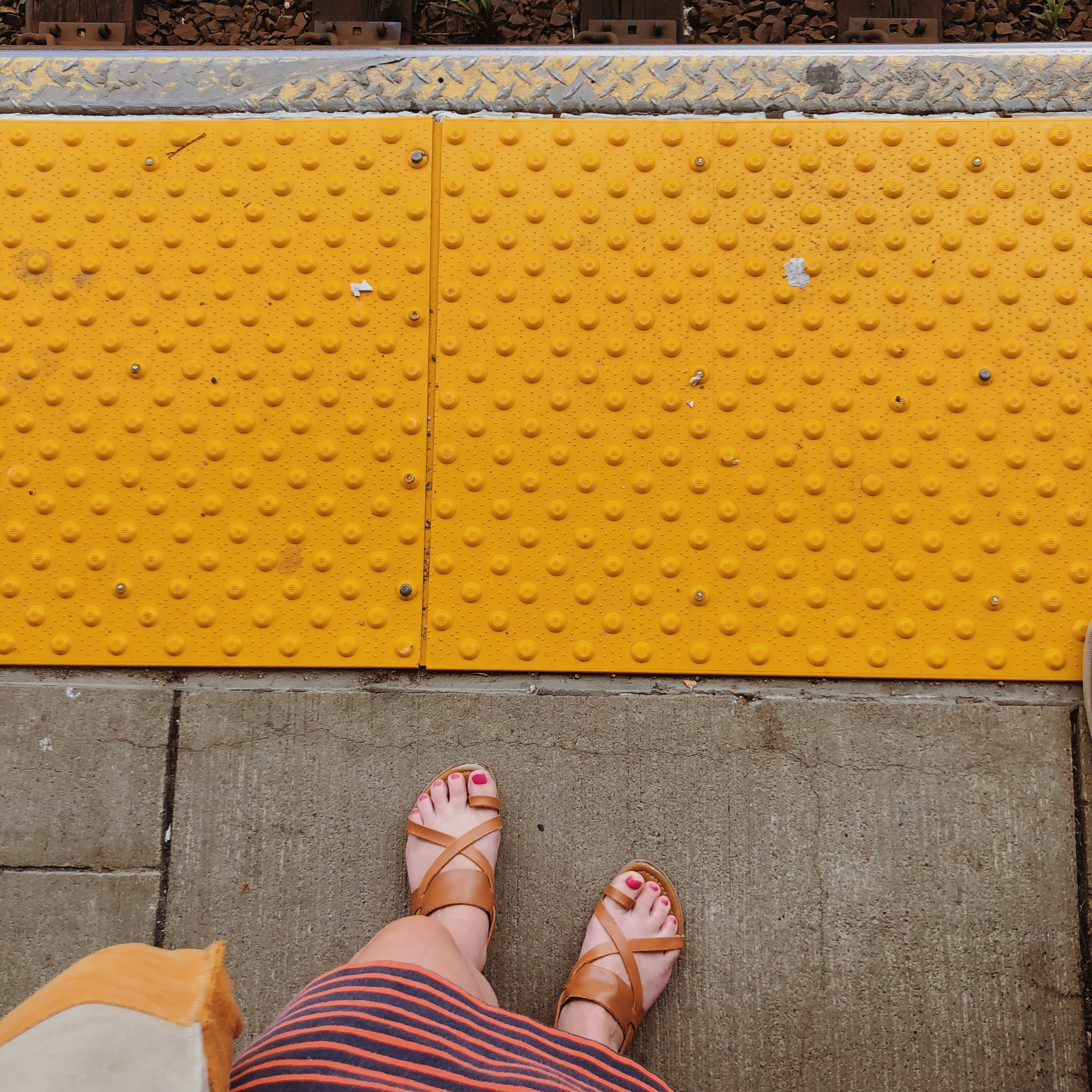 Waiting for T - MBTA | Samantha Marie Blog