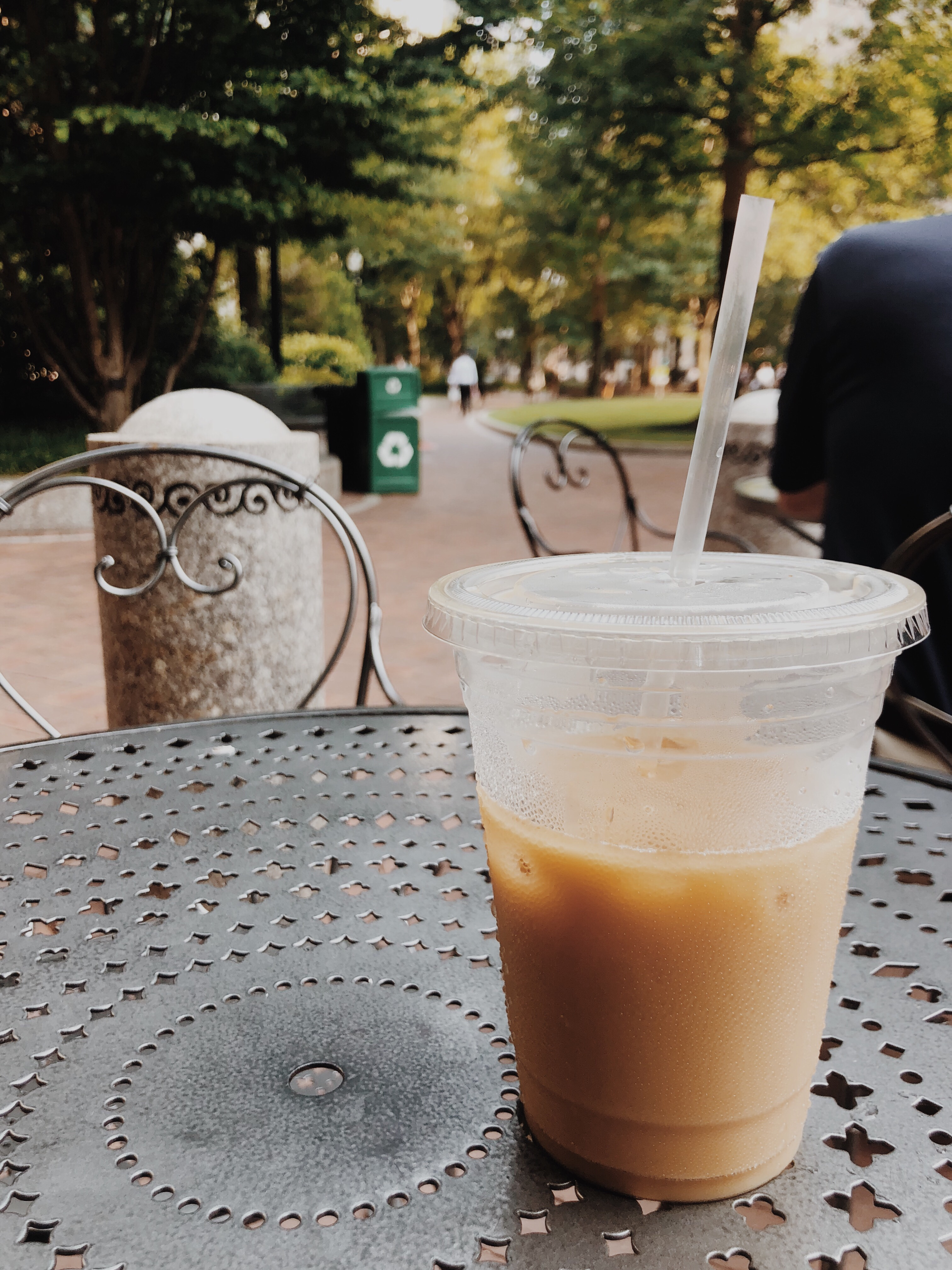 Cafe in Boston | Samantha Marie Blog
