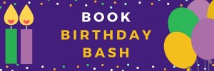 Book Birthday Bash