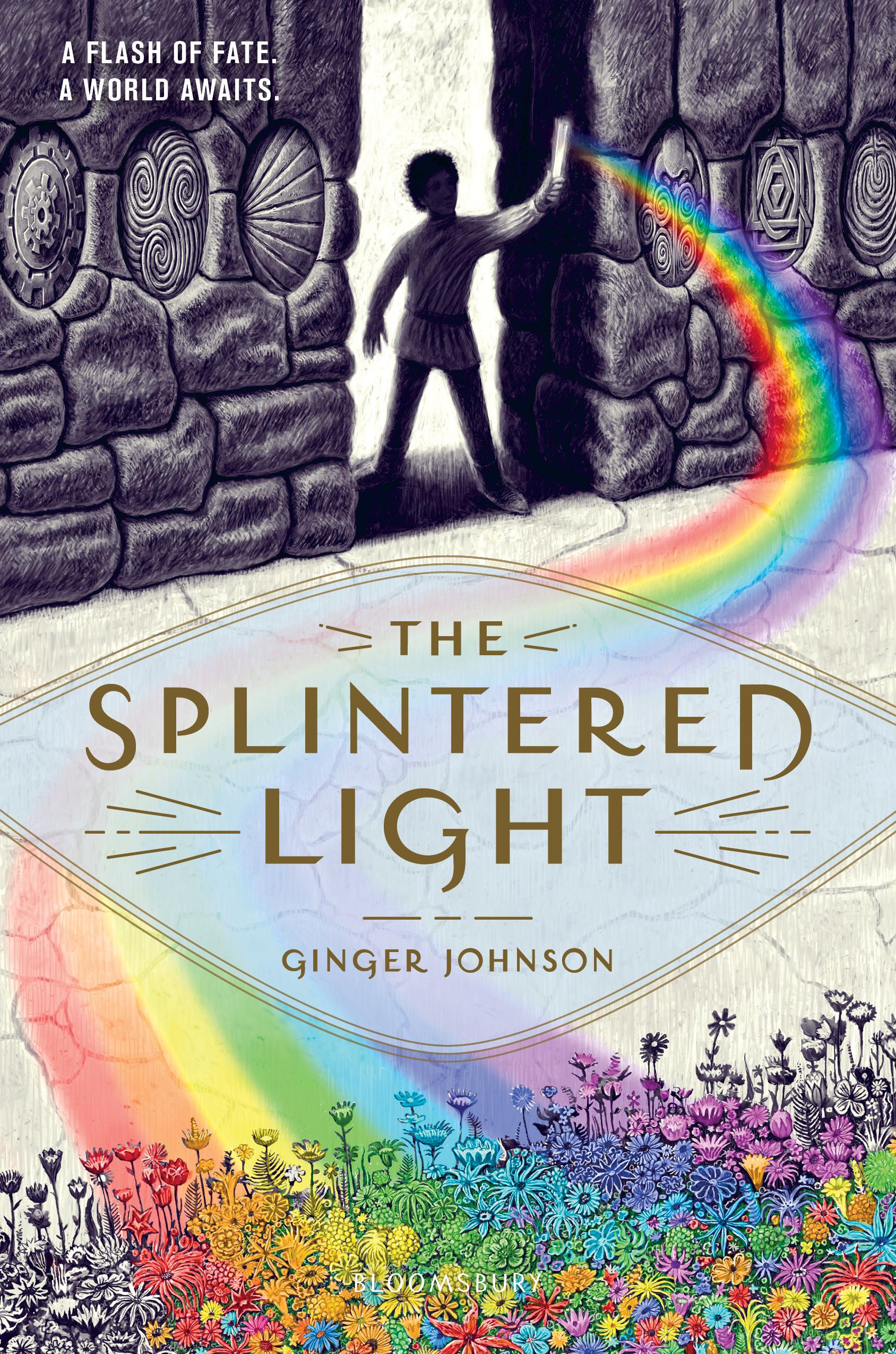 The Splintered Light by Ginger Johnson