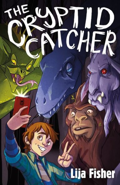 The Cryptid Catcher by Lija Fisher
