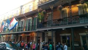 Beautiful New Orleans building