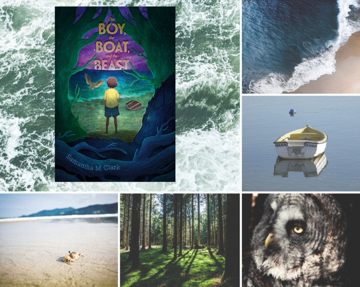 The Boy The Boat and The Beast novel aesthetic