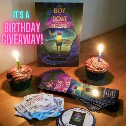 THE BOY, THE BOAT, AND THE BEAST 2 year giveaway