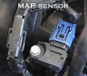 P0106 Manifold Absolute PressureBarometric Pressure Circuit RangePerformance Problem
