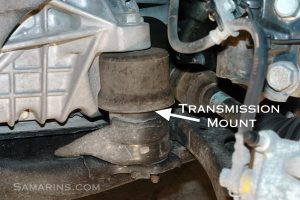 Engine mount: how it works, symptoms, problems, replacement