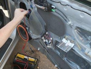 Window regulator, Window motor: how it works, problems, symptoms, testing