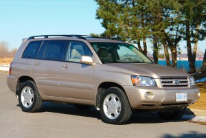 Toyota Highlander 20012007: mon problems, maintenance, fuel economy, photos, specs