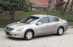 Nissan Altima 20072012: fuel economy, problems, lineup, CVT transmission