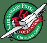 Resultado de imagen de operation christmas child logo