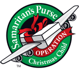 Resultado de imagen de operation christmas child logo