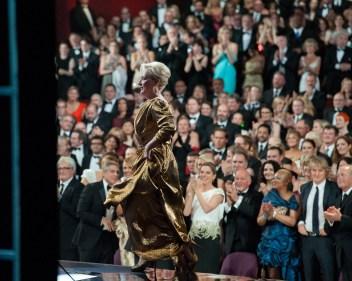 Samata Angel and Mssi Pyle at Oscars