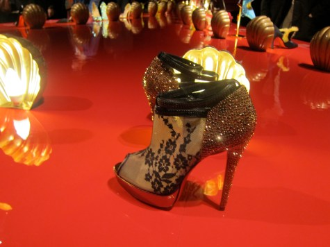 Christian Louboutin exhibition at Design Museum