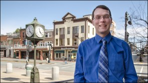 Downtown Dartmouth Sam Austin Clock Youtube 1