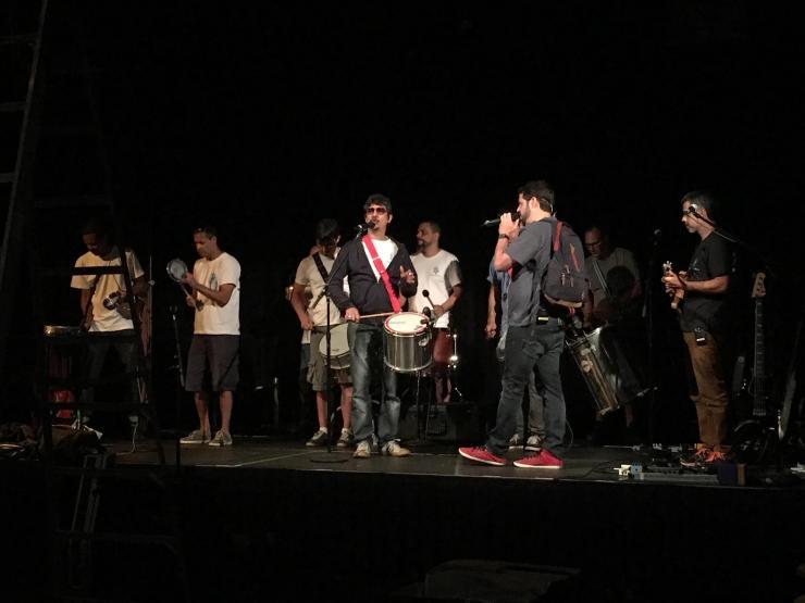 Monobloco concert