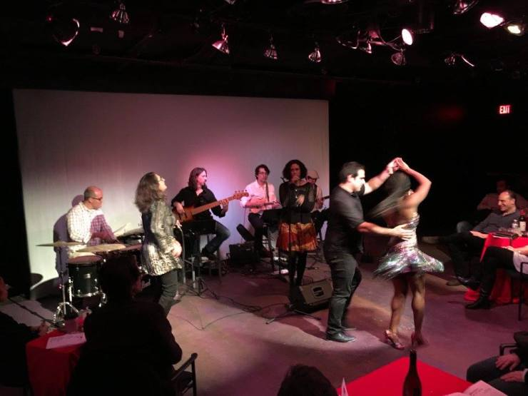 Brazil Passion: Musical Passport to Brazil at the Creative Cauldron