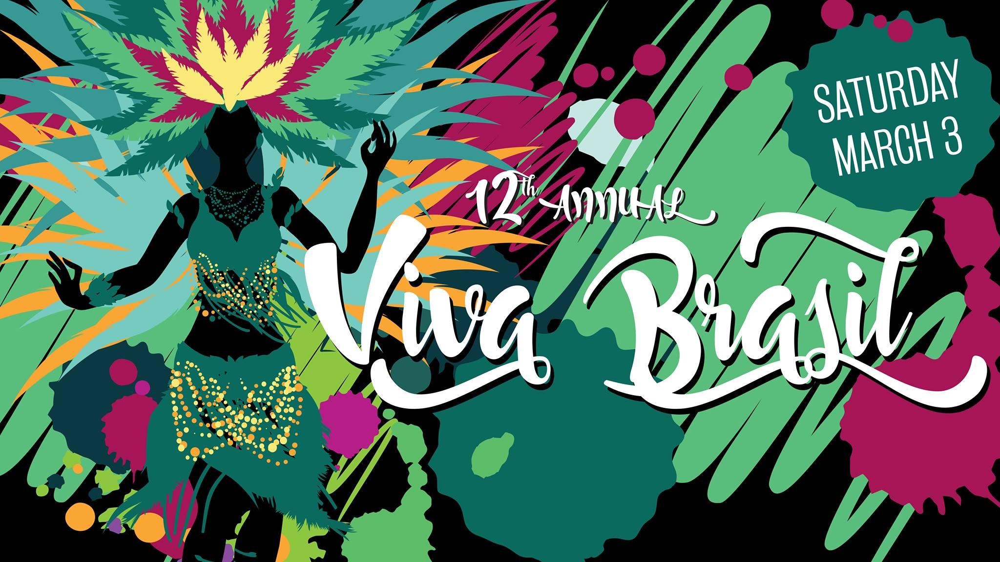 Viva Brasil! Carnival Dance Party - Samba Jig Productions