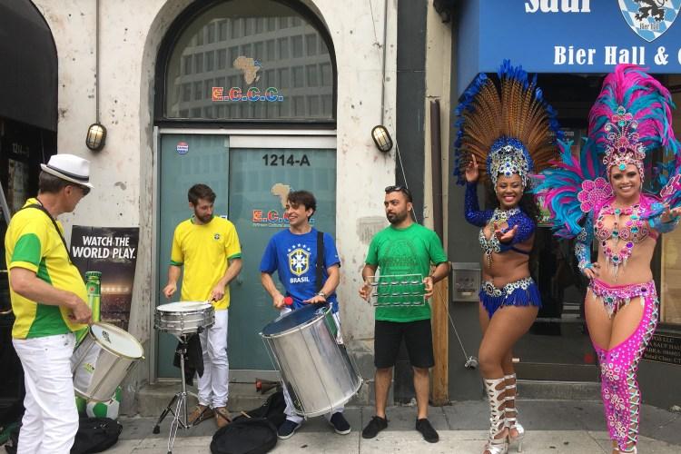 Copa do Mundo 2018 - Public Bar