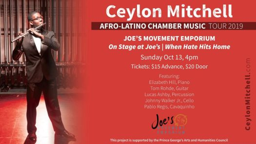Ceylon Mitchell - Joe's Movement Emporium