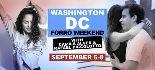 Washington DC Forró Weekend 2019