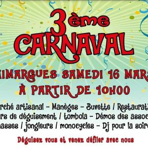 Carnaval d'Aimargues 2019 @ aimargues