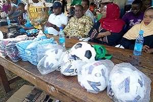 Ball donation