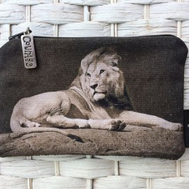 Lion Kidogo (little) Purse