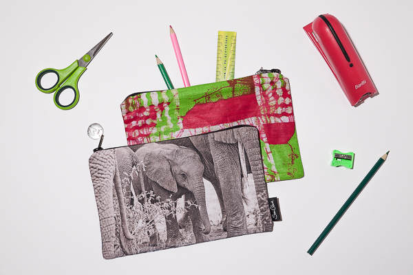 Elephant Mzuri (beautiful) Bag
