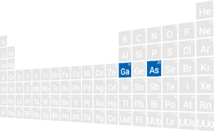 Periodic Table GaAs