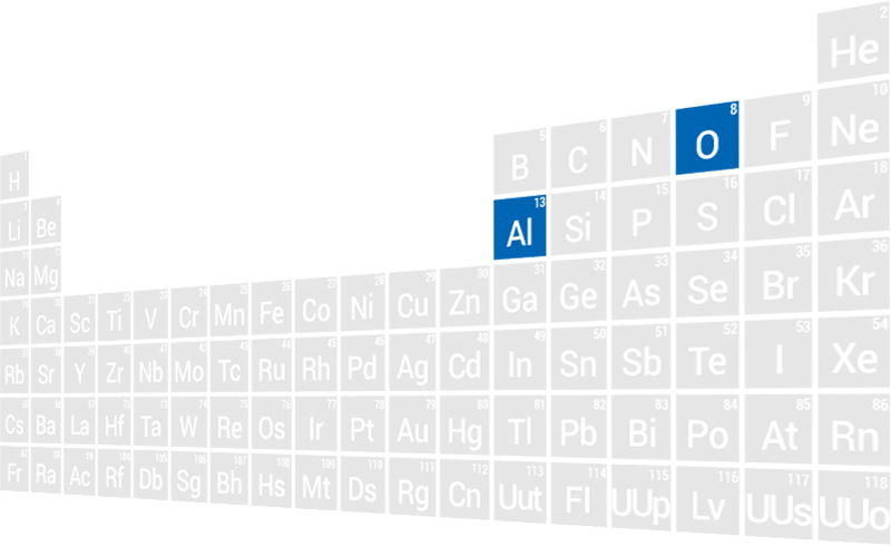 Periodic Table (Sapphire)