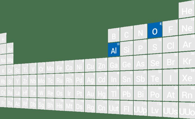 Periodic Table (Sapphire)