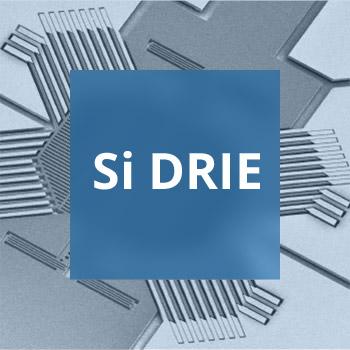 silicon deep rie