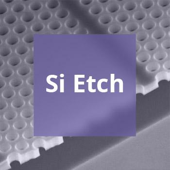 silicon plasma etching