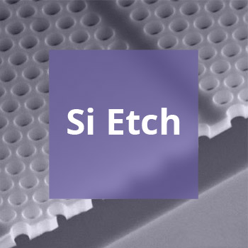 silicon plasma etching